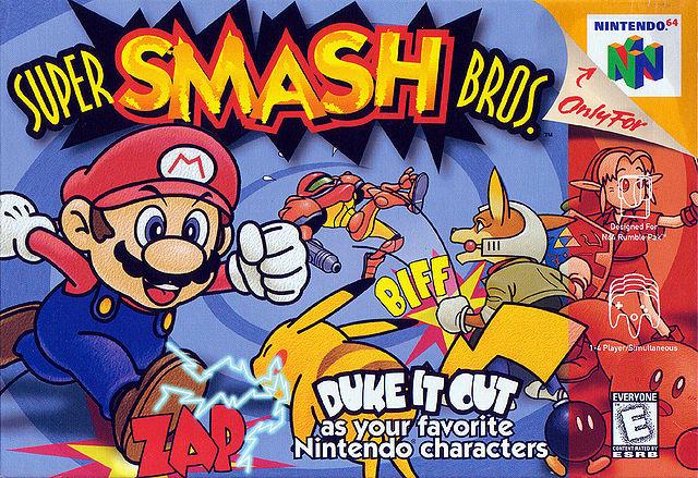 File:Super Smash Bros. (North America).png