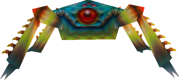 File:Blue Tektite (Ocarina of Time).png