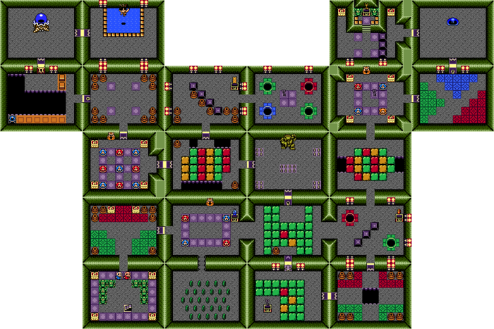 Color Dungeon (map)