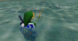 Fishing (Ocarina of Time)