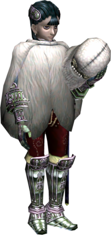File:Twilight Princess Ashei Snowpeak Yeti Cloak (Render).png