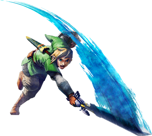 File:Link Artwork 1 (Skyward Sword).png