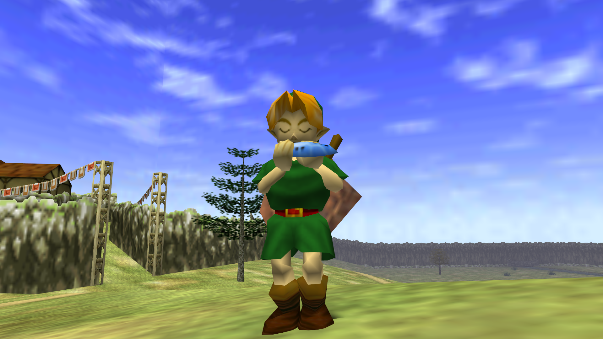 Link - Ocarina of Time amiibo | The Legend of Zelda 30th ...