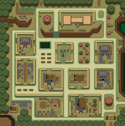 Village of Outcasts Map
