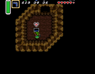 Link to the Past Heart Piece 5