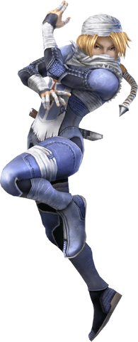 File:Sheik (Super Smash Bros. Brawl).png