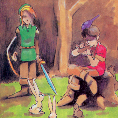 File:Link and the Flute Boy.png