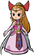 Princess Zelda (Four Swords)