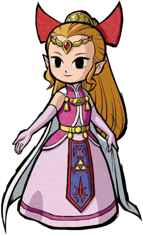 File:Princess Zelda (Four Swords).png