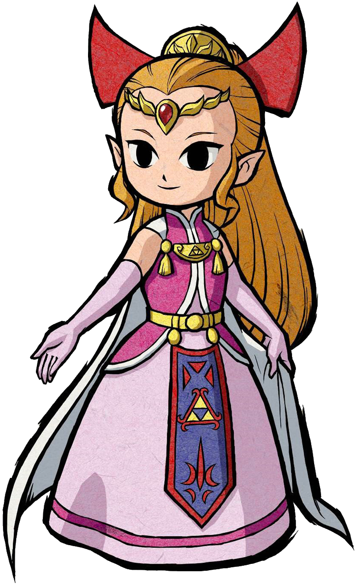 Image Princess Zelda Four Swordspng Zeldapedia Fandom Powered
