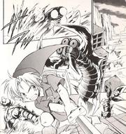 Twinmold (Majora's Mask manga)