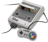 Super Nintendo Entertainment System (PAL)