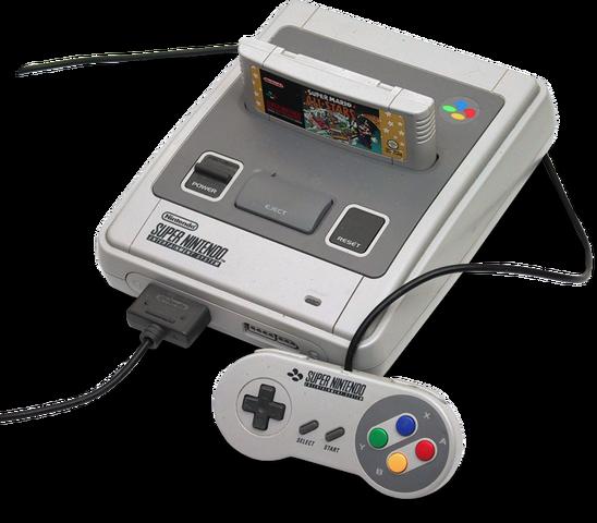 File:Super Nintendo Entertainment System (PAL).png