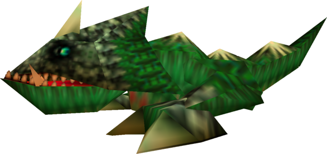 File:Dodongo (Ocarina of Time and Majora's Mask).png
