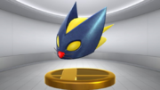 Super Smash Bros. for Wii U Bombchu (Item) Bombchu (Trophy)