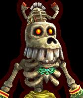File:Hyrule Warriors Majora's Mask DLC Captain Keeta (Dialog Box Portrait).png