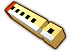 File:Hyrule Warriors Baton 8-Bit Recorder (8-bit Baton).png