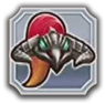 File:Hyrule Warriors Materials Volga's Helmet (Silver Material drop).png