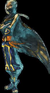 Impa Artwork (Skyward Sword)