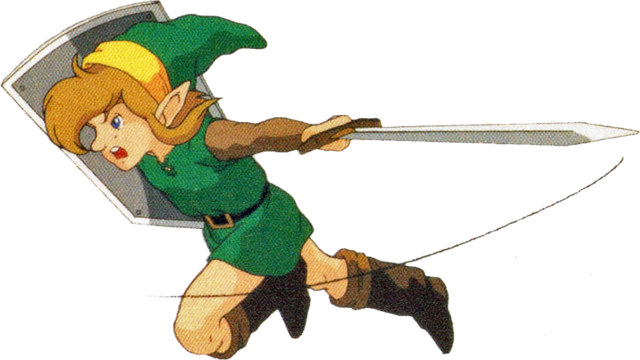 File:Link Attacking (A Link to the Past).png