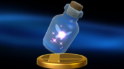 Super Smash Bros. for Wii U Fairy Bottle (Item) Fairy Bottle (Trophy)