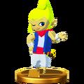 Super Smash Bros. for Wii U Pirate Princess Tetra (The Wind Waker) Tetra (Trophy).png