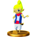 Super Smash Bros. for Wii U Pirate Princess Tetra (The Wind Waker) Tetra (Trophy).png