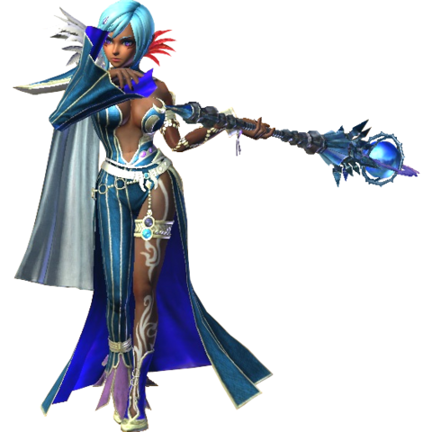File:Cia - (Cia's Lana Recolor) Alternate Hatless Cia outfit (Hyrule Warriors Twilight Princess DLC).png