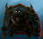 Ganon Artwork (A Link Between Worlds)