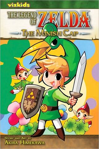File:English Minish Cap manga cover.jpg