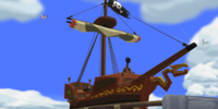 Tetra's Pirate Ship