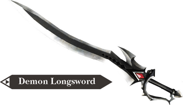File:Hyrule Warriors Demon Blade Demon Longsword (Render).png