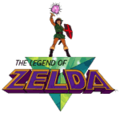 The Legend of Zelda cartoon logo.png
