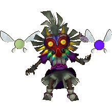 File:Hyrule Warriors Legends Skull Kid Standard Outfit (Grand Travels - OoT & MM Big Poe Recolor).png