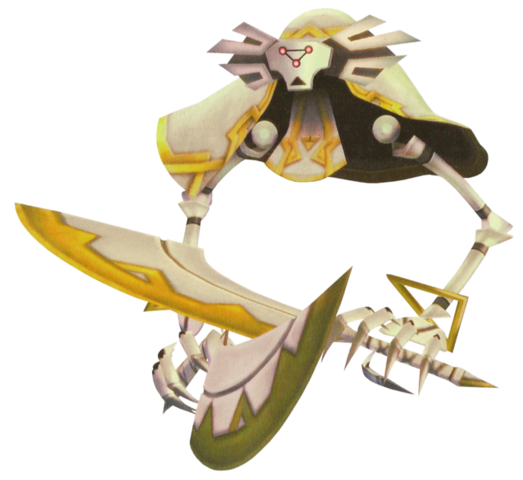 File:Skyward Sword Guardian Flying Guardian - Active (Render).png