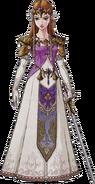Princess Zelda Artwork (Twilight Princess)