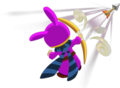 A Link Between Worlds Ravio Bow & Arrow (Artwork).png