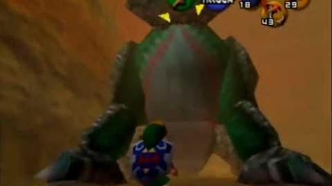 King Dodongo (Ocarina of Time)