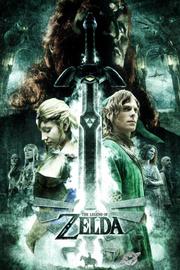 The Legend of Zelda April Fool's Trailer (poster)