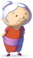 Grandma (The Wind Waker HD)