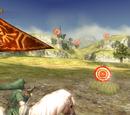 Horseback Target Practice