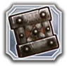 File:Hyrule Warriors Materials Metal Moblin Shield (Silver Material).png