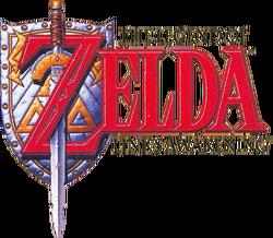 The Legend of Zelda - Link's Awakening (logo).png