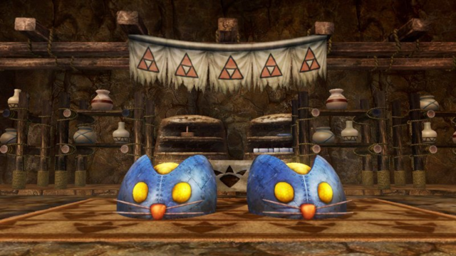 File:Hyrule Warriors Locations Death Mountain - East Goron Keep (Goron Shop & Bombchu ).png