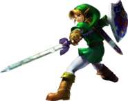 Link Attacking (Soulcalibur II)