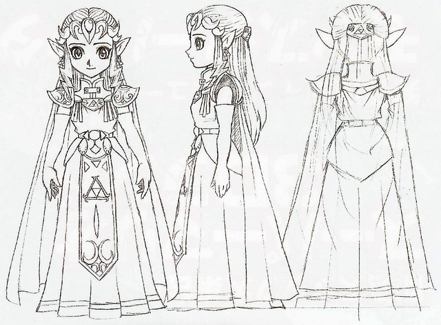 File:Oracle series Artwork Princess Zelda (Concept Art).png