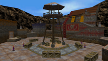 Pirates' Fortress Interior