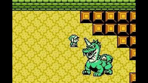 Aquamentus (Oracle of Seasons)