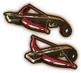 Hyrule Warriors Legends Crossbows Simple Crossbows (Level 1 Crossbows).png