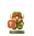 Amiibo 8-Bit Link TLoZ